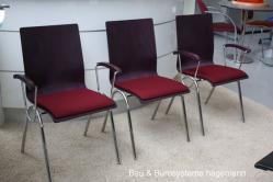 wartezimmerst hle m belideen. Black Bedroom Furniture Sets. Home Design Ideas