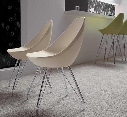 wei e kunststoffst hle nabcd. Black Bedroom Furniture Sets. Home Design Ideas